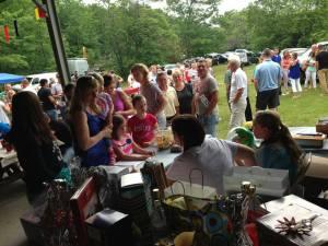 Na Pikniku bawiło się ok 500 osób.