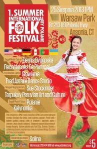 1. Letni Festiwal Folklorystyczny by Polanie